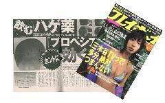 週刊プレイボーイ(2005年11月8日号)