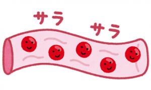 さらさらな血流